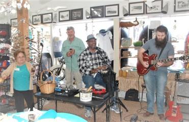 indoor band daytime